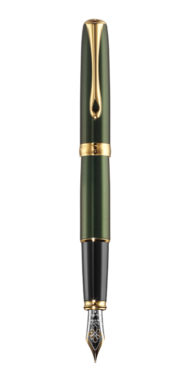 EVERGREEN GOLD • FOUNTAIN PEN