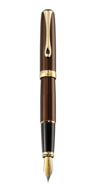 MARRAKESH GOLD • FOUNTAIN PEN 14 CT NIB